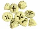 Eukalyptové plody farbené 10 ks - pastelové žlté