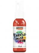 Fabric mist spray - farba na textil - 50ml - červená