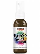 Fabric mist spray - farba na textil - 50ml - hnedá