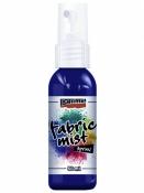 Fabric mist spray - farba na textil - 50ml - modrá