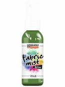 Fabric mist spray - farba na textil - 50ml - olivová