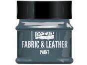 Farba na textil a kožu - 50ml - modrozelená