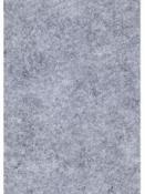 Filc 1,5 mm A4 - štruktúrovaný sivý