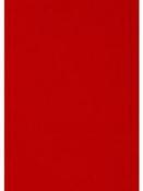 Filc 1,5 mm A4 - červený