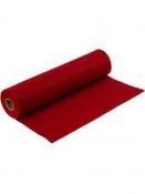 Filc 1,5 mm - 5m - antický červený