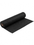 Filc 1,5mm - 5m - čierny štruktúrovaný