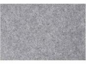 Filc 3 mm - 42 x 60cm - štruktúrovaný sivý