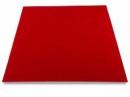 Filc 1 mm A4 - červený