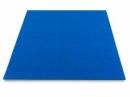 Filc 1 mm A4 - modrý