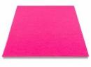 Filc 1 mm A4 - neónový ružový
