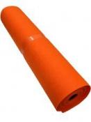 Filc 1 mm - 1 m - neónový oranžový