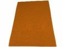 Filc 1 mm A4 - svetlý hnedý