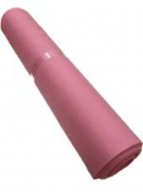 Filc 1 mm - 1 m - vintage ružový