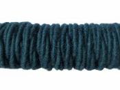 Filcová šnúra -  smaragdová