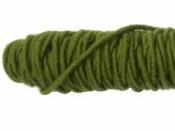 Filcová šnúra - olivová