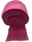 Filcová stuha 14 cm - ružová