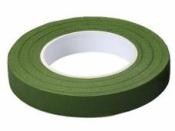 Floristická fixačná páska 13mm - zelená