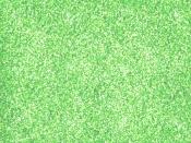 Samolepiaca glitrová machová guma - svetlá zelená