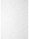 Glitrovaný papier - kartón 200g - biely