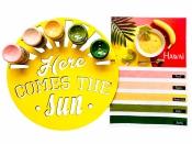 Sada akrylových farieb 5 ks - edícia Hawai