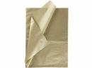 Hodvábny papier 50x70cm - zlatý