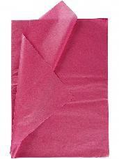 Hodvábny papier 50x70cm - cyklamenový