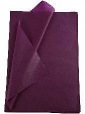 Hodvábny papier 50x70cm - fialový