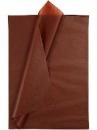Hodvábny papier 50x70cm - hnedý