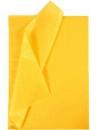 Hodvábny papier 50x70cm - žltý