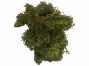 Islandský aranžérsky mach 30g - olivový zelený