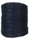 Jutový špagát prírodný 100g - modrý