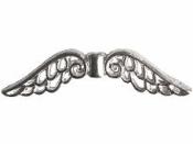 Kovové krídla navliekacie - 3 cm