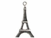 Kovový prívesok - Eiffelovka