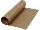 Kožený papier 50x100cm - hnedý