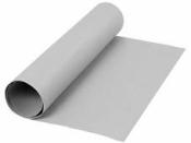 Kožený papier 50x100cm - sivý