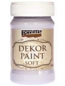 Akrylová vintage farba Dekor Paint - 100 ml - svetlá fialová