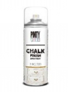 Chalky kriedová akrylová farba v spreji - 400 ml - biela