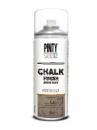 Chalky kriedová akrylová farba v spreji - 400 ml - čokoláda
