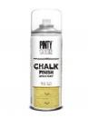 Chalky kriedová akrylová farba v spreji - 400 ml - horčicová
