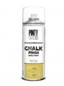 Chalky kriedová farba v spreji - 400 ml - horčicová