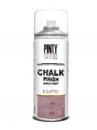 Chalky kriedová akrylová farba v spreji - 400 ml - ružový peľ