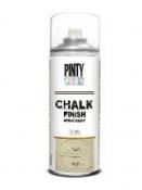 Chalky kriedová farba v spreji - 400 ml - krémová