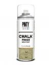 Chalky kriedová akrylová farba v spreji - 400 ml - olivová