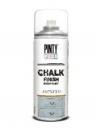 Chalky kriedová akrylová farba v spreji - 400 ml - svetlá tyrkysová