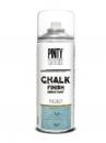 Chalky kriedová akrylová farba v spreji - 400 ml - tyrkysová