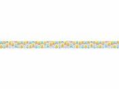 Lepiaca páska (masking tape) vzorovaná 10 mm 10m - cik-cak
