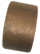 Jemná stuha 5cm - medená