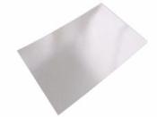 Zrkadlový papier 120 g - strieborný