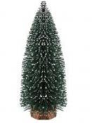 Dekoračný vianočný stromček 25 cm