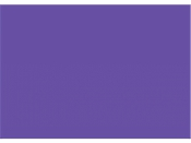 Machová guma MOOSGUMMI - 2mm - tmavá fialová